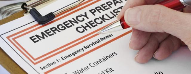 ASQ Stock Image Emergency Preparedness